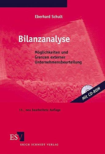 9783503070916: Bilanzanalyse. Möglichkeiten und Grenzen externer Unternehmensbeurteilung.