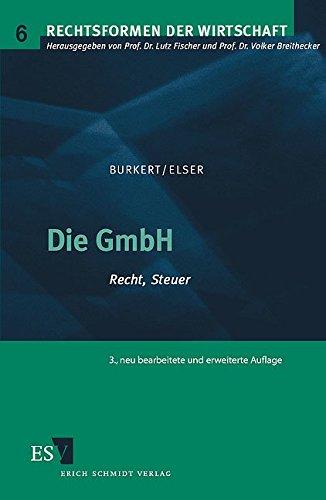 Die GmbH: Manfred Burkert