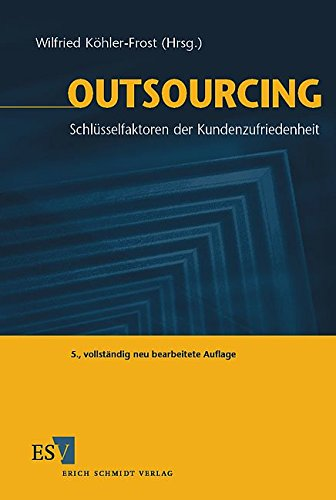 Outsourcing: Wilfried Köhler-Frost