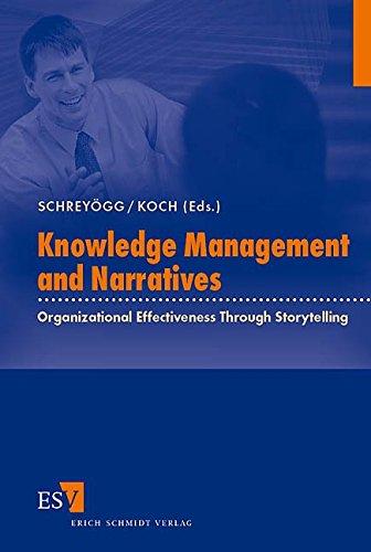 Knowledge Management and Narratives: Georg Schreyögg