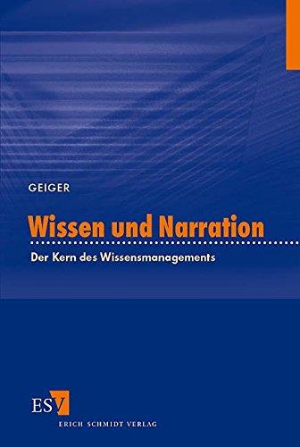 Wissen und Narration: Daniel Geiger