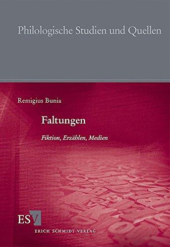 Faltungen: Remigius Bunia