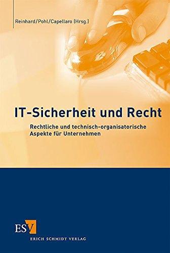 IT-Sicherheit und Recht: Tim Reinhard