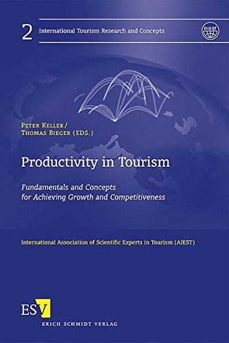 Productivity in Tourism: Peter Keller