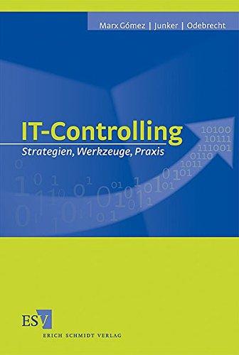 IT-Controlling: Jorge Marx Gómez