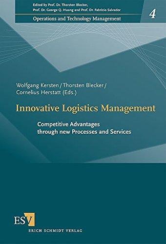 Innovative Logistics Management: Wolfgang Kersten