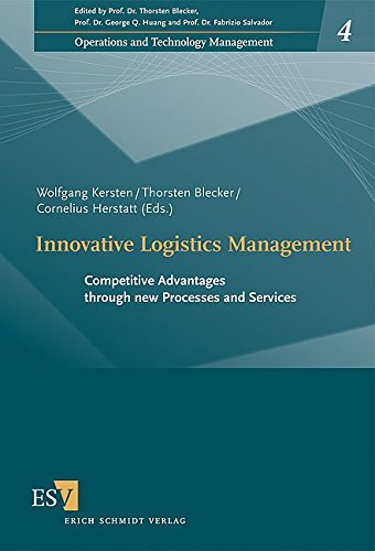 Innovative Logistics Management: Wolfgang Kersten