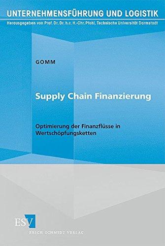 Supply Chain Finanzierung: Moritz Gomm