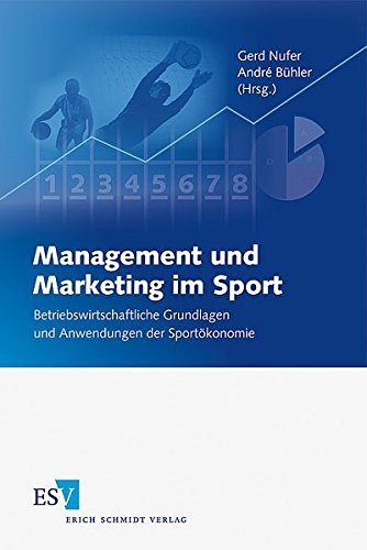 9783503110070: Management und Marketing im Sport