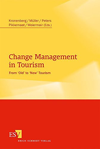 Change Management in Tourism: Christopher Kronenberg