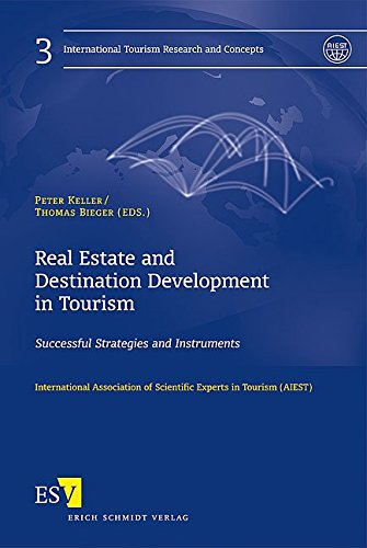 9783503110889: Real Estate and Destination Development in Tourism: Successful Strategies and Instruments