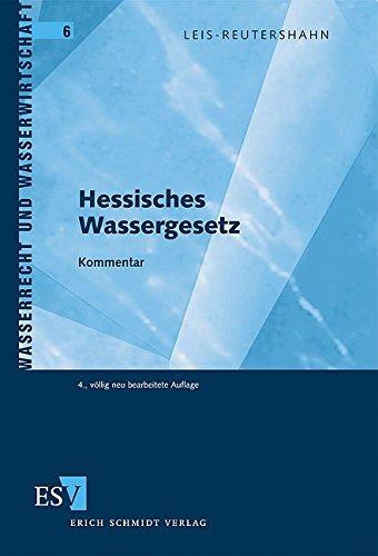Hessisches Wassergesetz: Georg Feldt
