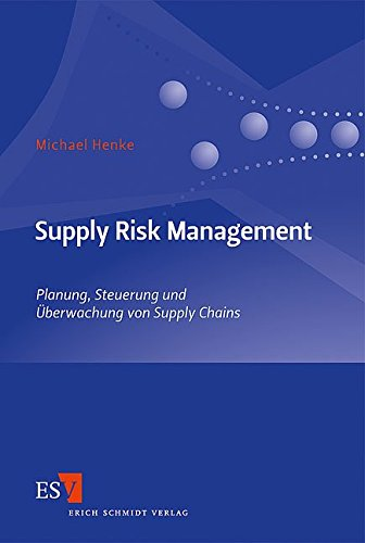 Supply Risk Management: Michael Henke