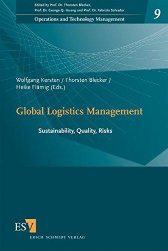 Global Logistics Management: Wolfgang Kersten