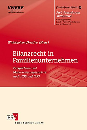 Bilanzrecht in Familienunternehmen: Norbert Winkeljohann