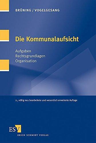 Die Kommunalaufsicht: Christoph Brüning