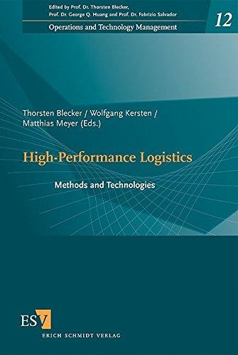 High-Performance Logistics: Thorsten Blecker