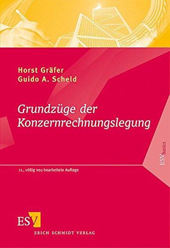9783503120611: Grundzüge der Konzernrechnungslegung: Mit Fragen, Aufgaben und Lösungen