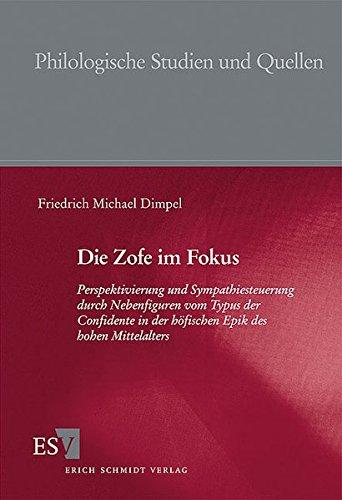 Die Zofe im Fokus: Friedrich Michael Dimpel