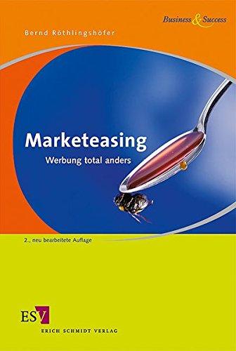 9783503124510: Marketeasing