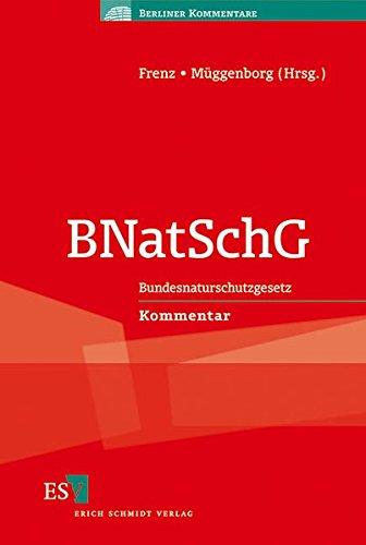 9783503126651: Bundesnaturschutzgesetz - BNatSchG