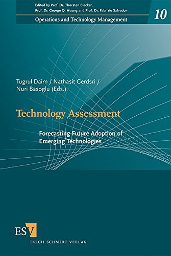 Technology Assessment: Tugrul U. Daim