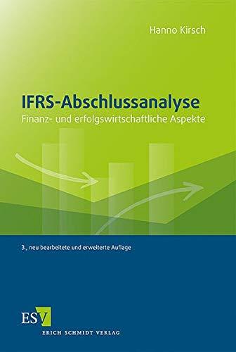 9783503136759: IFRS-Abschlussanalyse: Finanz- und erfolgswirtschaftliche Aspekte