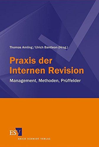 9783503136865: Praxis der Internen Revision
