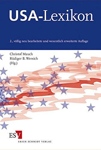 USA-Lexikon: Christof Mauch