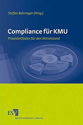 9783503138968: Compliance für KMU: Praxisleitfaden für den Mittelstand