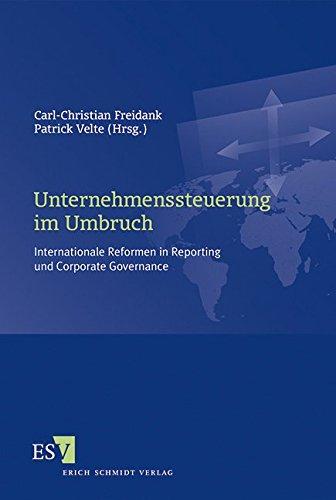 Unternehmenssteuerung im Umbruch: Carl-Christian Freidank