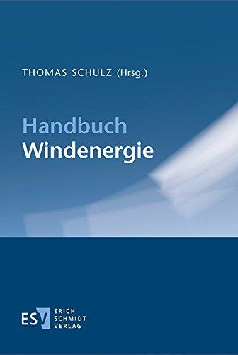 Handbuch Windenergie: Thomas Schulz