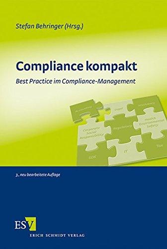 Compliance kompakt: Stefan Behringer