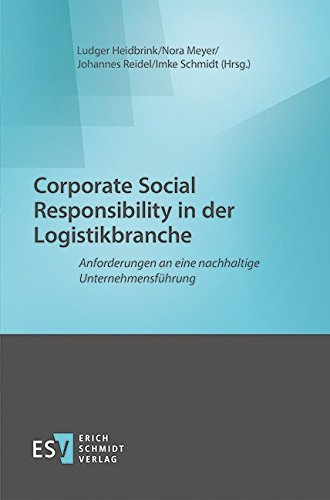 Corporate Social Responsibility in der Logistikbranche: Ludger Heidbrink