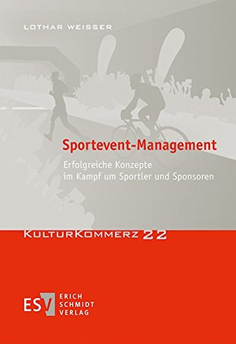 9783503154319: Sportevent-Management