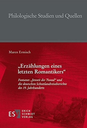 Erzählungen eines letzten Romantikers: Maren Ermisch