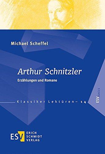 9783503155859: Arthur Schnitzler