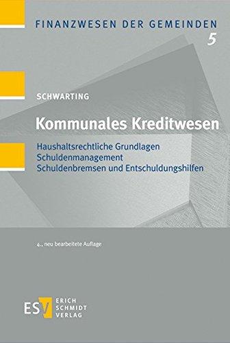 Kommunales Kreditwesen: Gunnar Schwarting