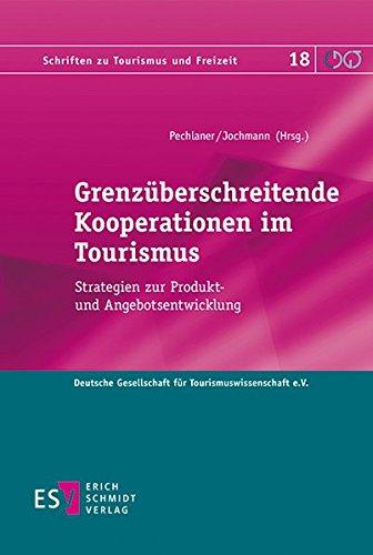 Grenzüberschreitende Kooperationen im Tourismus: Judith Jochmann
