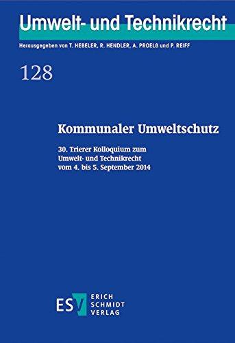 Kommunaler Umweltschutz: Timo Hebeler