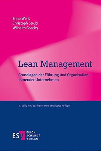 Lean Management: Enno Wei�