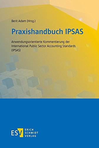 Praxishandbuch IPSAS: Berit Adam