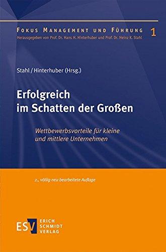 Erfolgreich im Schatten der Großen: Heinz K. Stahl