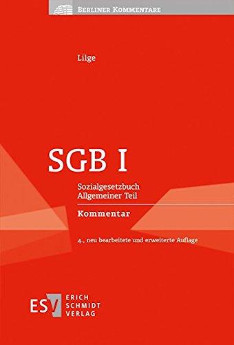 SGB I: Werner Lilge