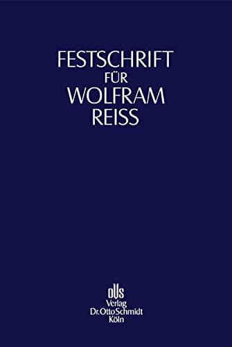 Festschrift für Wolfram Reiß zum 65. Geburtstag: Hans Nieskens