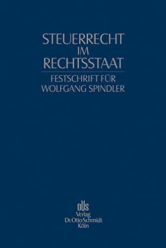 Steuerrecht im Rechtsstaat: Rudolf Mellinghoff