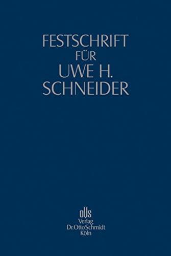 Festschrift für Uwe H. Schneider: Ulrich Burgard