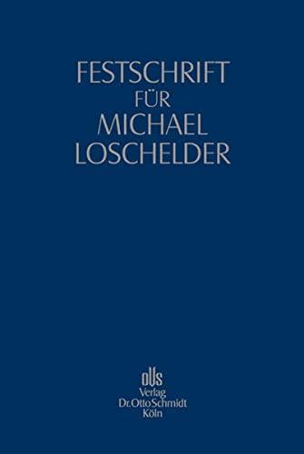 Festschrift für Michael Loschelder: Willi Erdmann