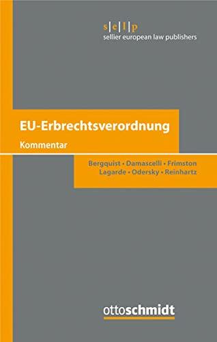 EU-Erbrechtsverordnung: Ulf Bergquist