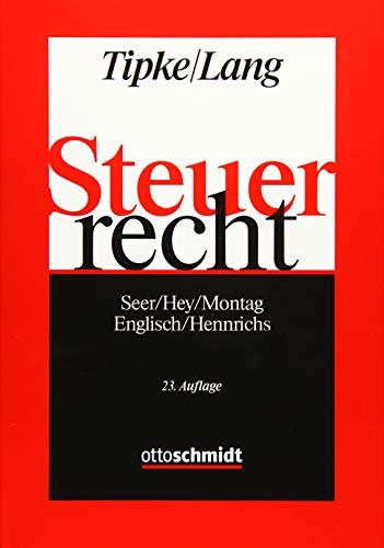 Steuerrecht (Hardback): Joachim Lang, Klaus Tipke